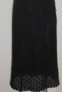 Benetton crochet skirt